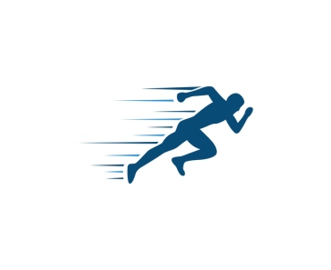Running men icon